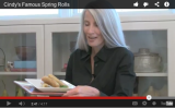 VIDEO: Taste | Cindy's Famous Spring Rolls