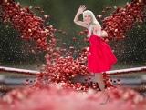 {Taste} Cranberry Upside DownCake